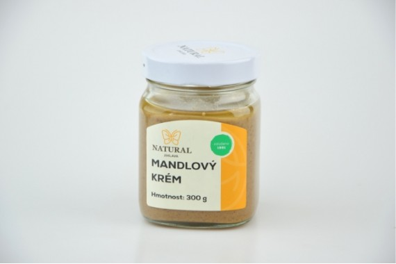Mandľový krém natural 300g