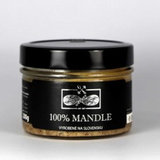 100% Mandľové  maslo 200G INFINUTY