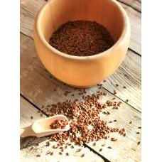 Ľanové semiačka hnedé