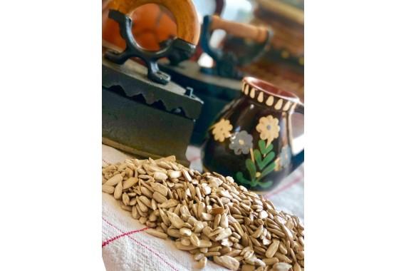 Slnečnicové semiačka BIO