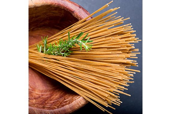 Špagety pšeničné celozrnné BIO