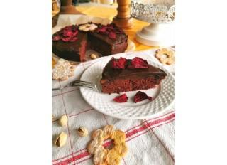 Cvikľový brownie