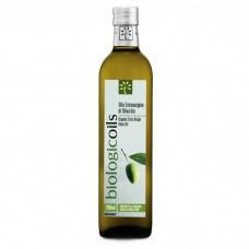 Extra panenský olivový olej stredomorský BIO 750ml Biotuscany