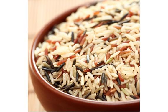 Ryža pestrofarebná BIO